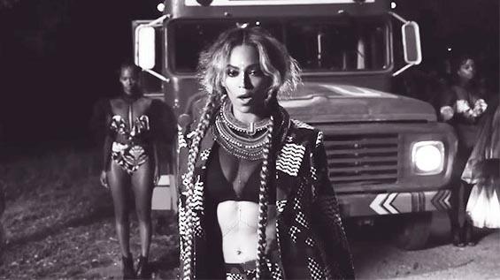 Sessió de 'twerking' de Beyoncé i Serena Williams al nou vídeo de l'artista