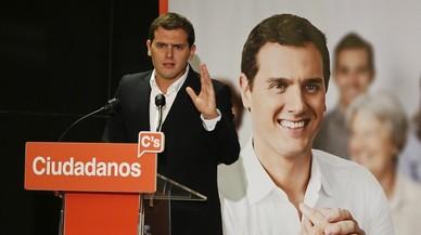 Rivera exigeix a Rajoy que paralitzi les retallades per donar el seu suport als Pressupostos