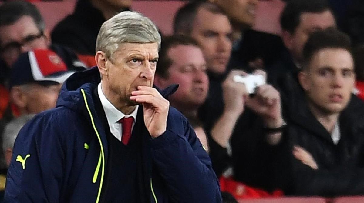 """No volem Wenger"""