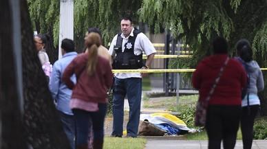 Un radical negre mata tres persones blanques als EUA