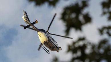 Tots els helicòpters del cel de Barcelona