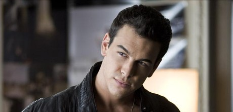 Mario Casas, en un fotograma de 'Tengo ganas de ti'.