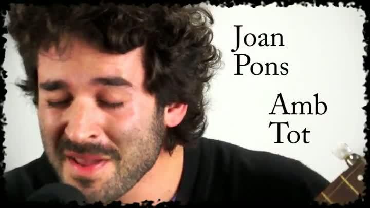 Acústico de Joan Pons