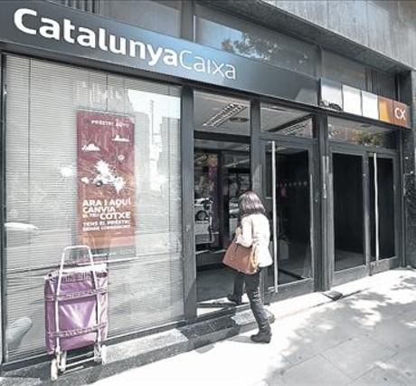 Soci t g n rale presentar oferta por catalunya banc for Catalunya banc oficinas