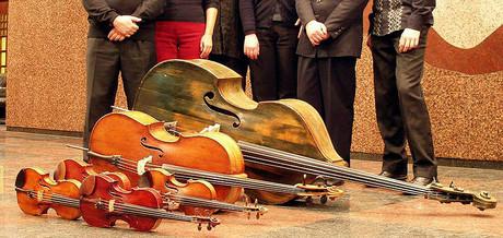 Instrumentos de cuerda.