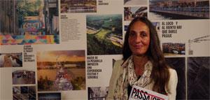 """Mireille Apel-Muller: """"Barcelona es un referente internacional"""""""
