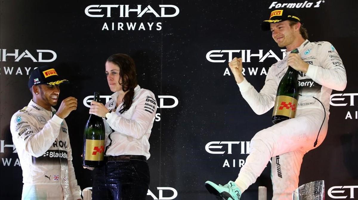 Lewis Hamilon y Nico Rosberg volverán a ser los grandes protagonistas