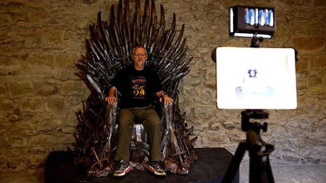 Furor a Girona per Juego de tronos