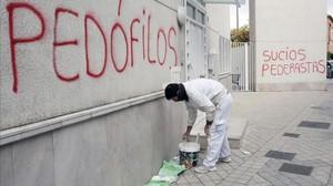 zentauroepp27966544 gra117 granada 26 11 2014 un pintor comienza a repasar co171102162239