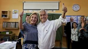 piñera elecciones en chile