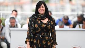 Lynne Ramsay, en el pasado festival de cine de Cannes.