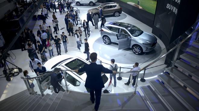 El Saló de l'Automòbil de Pequín mostra el futur dels SUV