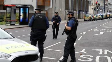 Varios heridos al ser atropellados junto al Museo de Historia Natural en Londres