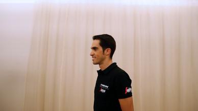"""Contador: """"En el Tour tomé la decisión de retirarme"""""""