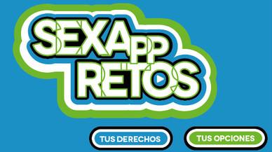 Educación sexual: 'app-render' jugando