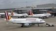 Aterratge d'emergència d'un avió de Germanwings a Stuttgart