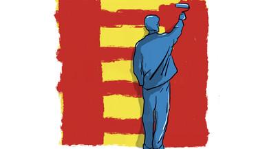 Rajoy renuncia a convencer