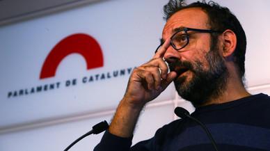 """La CUP considera el viatge de Puigdemont a Brussel·les """"una bona estratègia"""""""