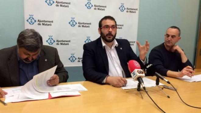 Mataró preveu la congelació de tributs per al 2018
