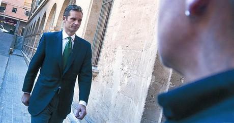 Urdangarin niega que la reuni�n para organizar el Valencia Summit fuera en la Zarzuela