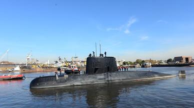 Detectades 7 trucades fallides del submarí desaparegut a l'Argentina