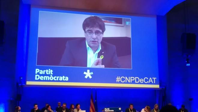 Puigdemont ignora las peticiones de realismo de PDECat y ERC