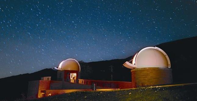 La calidad del cielo del Montsec anima el turismo astron�mico