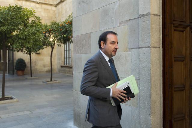 """Espadaler acusa al Estado de """"deslealtad"""" en la investigación del espionaje"""