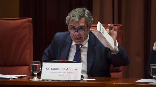 Daniel de Alfonso vuelve a ser juez de la Audiencia de Barcelona