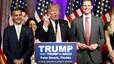 Donald Trump acaba con las aspiraciones de Marco Rubio en otra noche imponente