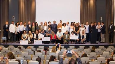 Els Premis Delta escullen Datumize com la millor iniciativa empresarial de Viladecans