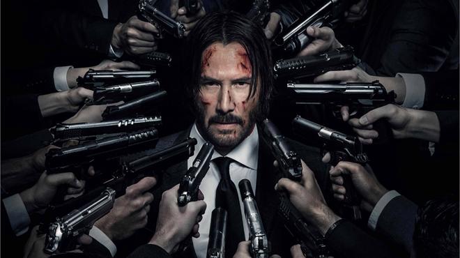 Tráiler de 'John Wick: Pacto de sangre'. (2017)