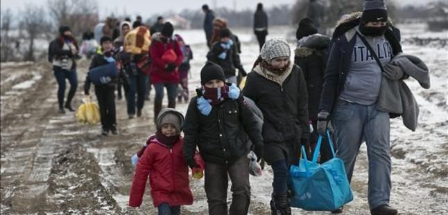 2016: el portazo de la UE a los refugiados