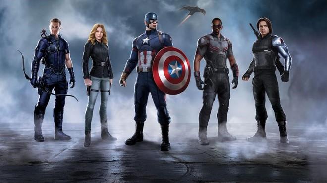 El Capità Amèrica s'enfronta a Iron Man