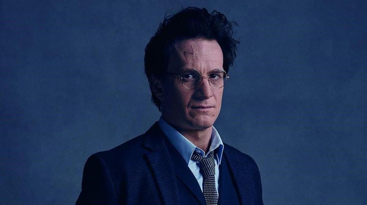 Aquesta és la cara de Harry Potter amb 36 anys