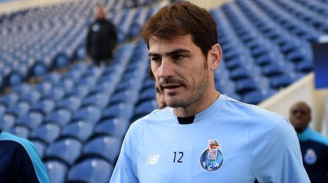 Iker Casillas irá hasta el final contra Bankia