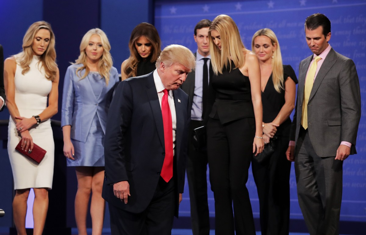 Trump, en suspenso