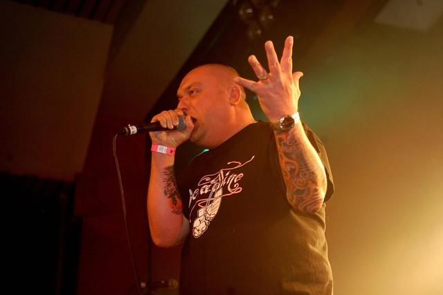 El Estraperlo de Badalona reivindica el punk con los ingleses Argy Bargy