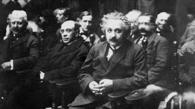 El paraninfo de la Escola Industrial revivirá como el Auditori Albert Einstein