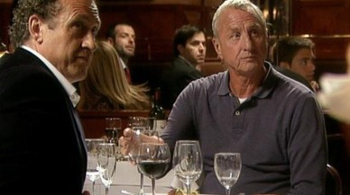Les perles de Cruyff a 'Gràcies, Johan'