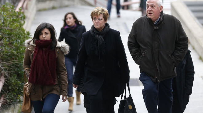FAMILIARES DE V�CTIMAS DEL MADRID ARENA SIGUEN BAJO TRATAMIENTO PSICOL�GICO