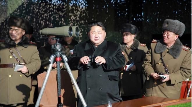 Corea del Nord assegura que ha fet una prova nuclear amb una bomba d'hidrogen