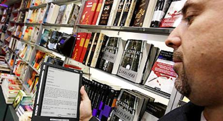 Alerta por el riesgo de pirater a en libros electr nicos si no hay una oferta amplia de t tulos - Libreria marcial pons barcelona ...