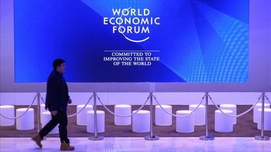 Davos encén les alarmes pel proteccionisme i la desigualtat
