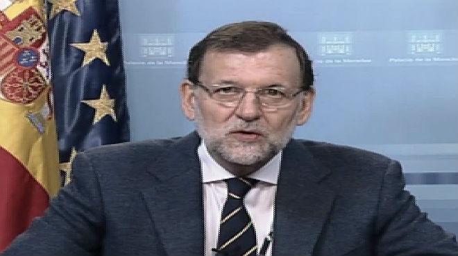 Mariano Rajoy felicita la Navidad a las tropas en el extranjero
