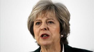 May confirmarà avui que el Regne Unit renunciarà al mercat únic