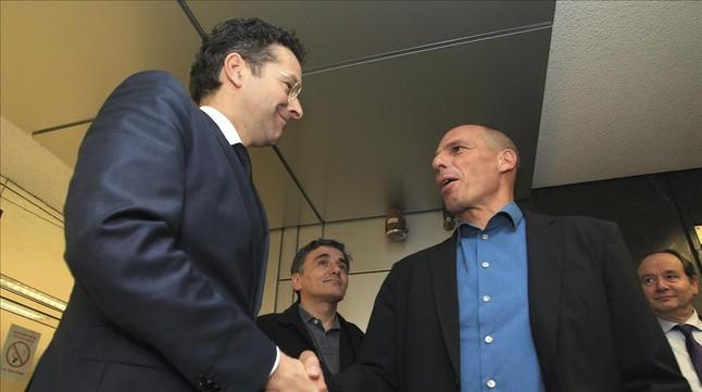 Grecia ya no reconoce a la troika como interlocutora