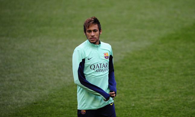 Neymar baja de ltima hora para el partido de hoy frente el getafe - El tiempo getafe por horas ...