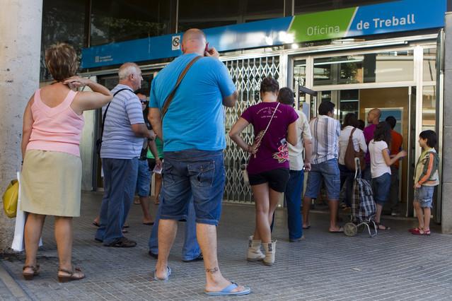 Los parados de catalunya tendr n una historia laboral nica - Oficina empleo barcelona ...