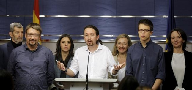 """Iglesias a Sánchez sobre el pacto de Gobierno: """"Parece que no le interesa. No doy crédito"""""""
